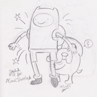SRQ: Adventure Time by LeniProduction