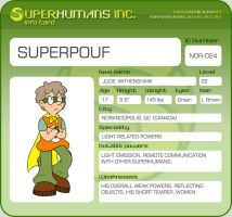 Info Card: Superpouf by TheBourgyman