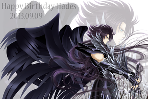 Happy Birthday Hades by SamiaEscorcio