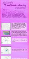 Traditional colouring tutorial part 1 by akitos
