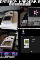 Gameboy 300GB Hard Drive by Thretris