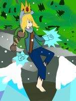 Finn The Ice prince 2 by FinnDude