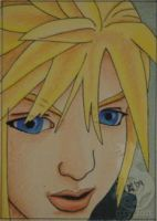 Cloud ACEO by grygon