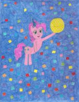 A Picture of Pinkie Pie by daisyplayer1