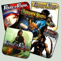 Prince of Persia Icon Pack by Alucryd