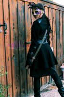 High Court Assassin by bejeweledmoonphoto