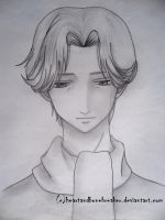Johan Liebert by heartandbonebreaker