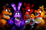 WELCOME TO FREDDY'S by Versiris
