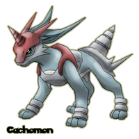 Eeveelution: Ironeon by Cachomon