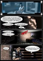 Vaughan Four page strip page 2 by MrHades