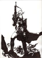 Grifter after Jim Lee by TimboMoses