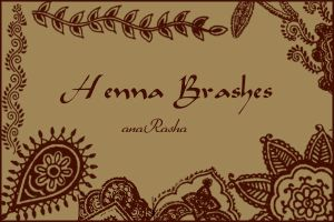henna_brush by anaRasha-stock