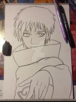 Sasori preview by Black8blood8YoLo