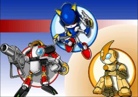 Team Metal Wallpaper by Firesonic152