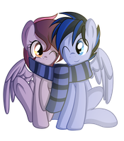 Scarves are cool by Left2Fail