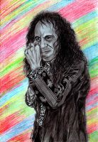 Ronnie James Dio by the-ChooK