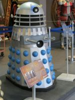 doctor who props and  sets cardiff by Sceptre63