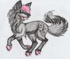 Wolf?_Trade by LilLoate