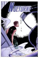 Nocturne #1 Cover by sweet-guts