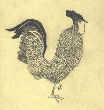 a cock for you by drawingsbycharlotte
