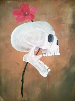 A Geranium in the Cranium by SumtimesIplaytheFool