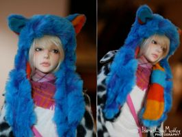 Spirithood: BlueBell by IcarusLoveMedley