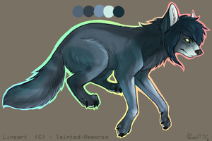 Blue Scene Canine Adoptable ||CLOSED|| by AdoptingLove