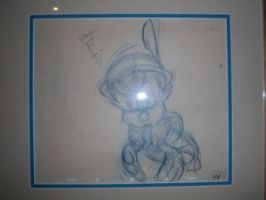 On the walls_Milt Kahl_Pinoch by tombancroft