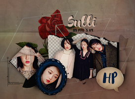 148| Sulli|Png pack|#04 by happinesspngs