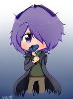 Garry Chibi~ by SnowingCandy