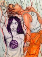 ACEO: Morality by electronicneutrino