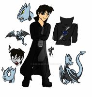 Dragon Warrior Iain :3 by 6liza6