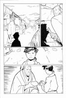 Assassins fate page one by Salvador-Raga