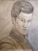 The Doctor by maddiemac