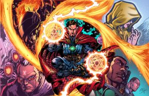 drstrange Colors by HeagSta