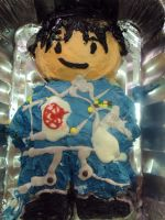 FMA Roy Cake by Ratty08