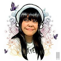 Her name is Ratih by RyeChan
