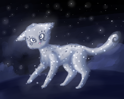 He's a Starclan Cat by Moonblizzard