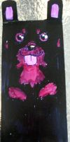 Rotty Bookmark by Timmytushoes