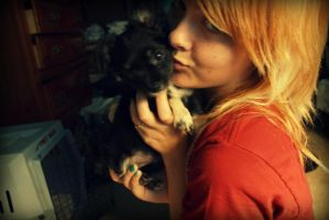 Kisses for Navi by marys2010