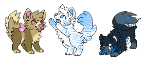 Pixel Adopts - Open by CatFeed