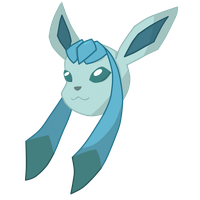 Glaceon by MarsBar1337