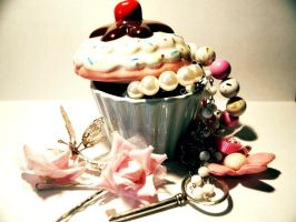 It's jewelry in my muffins by IngridReigstad