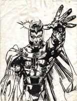 5th grade Magneto by CGT