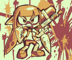 Splatoon by SchAlternate