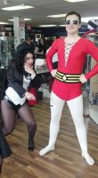 FCD: ZATANNA AND PLASTIC MAN, THE HORROR by strikes-twice