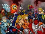 Age of Apocalypse by MechaSoldier
