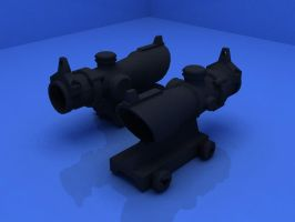 Acog (3Ds Max) by jeoong94