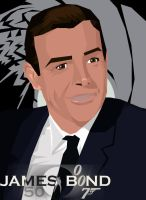 Project Bond 50: James Bond SC by DoctorRy