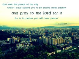 Pray for the City by deng-li-xin32